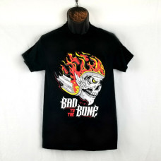 2019 Bad to the Bone   T-shirt