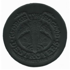 GTD Leather Coaster